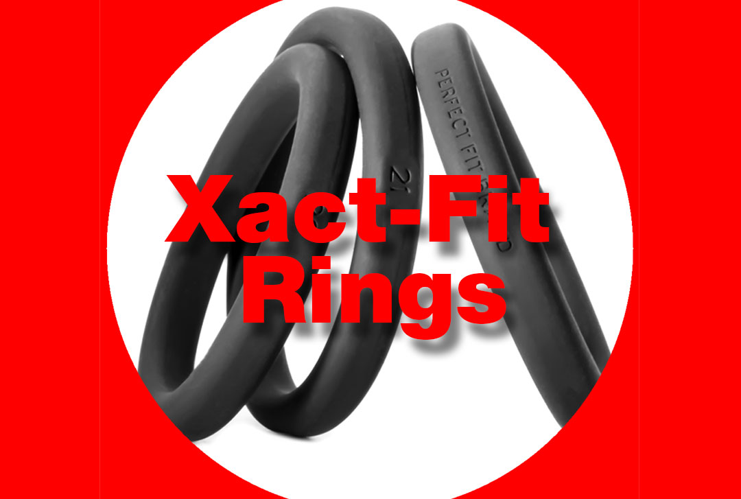Product Spotlight: Xact-Fit™ Cock Rings