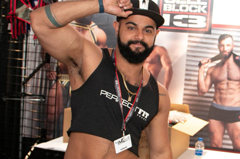 PHOTOS: Perfect Fit Brand @ International Mr. Leather