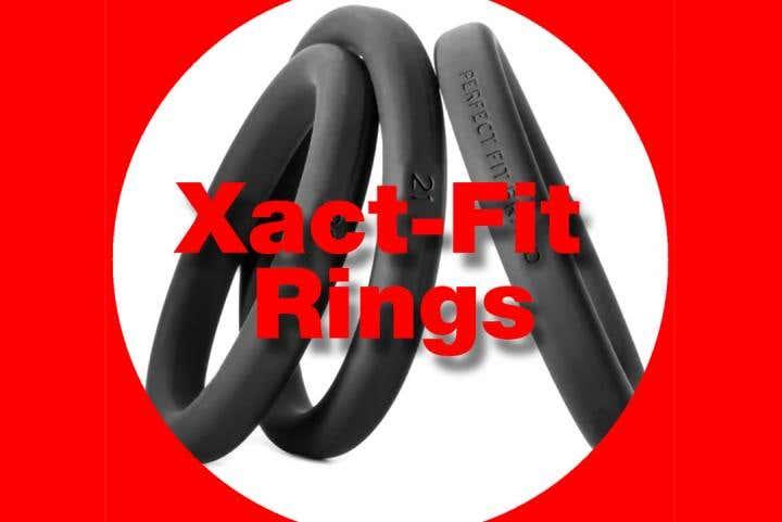 Product Spotlight: Xact-Fit™ Cock Rings
