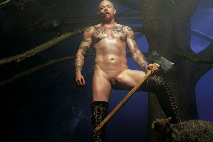 Buck Angel's Black Party Story