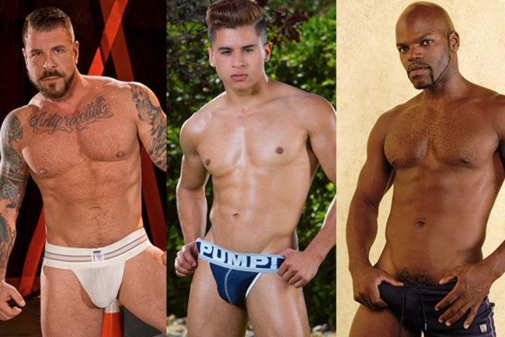 These Are Your 10 Top Gay Porn Stars of 2018