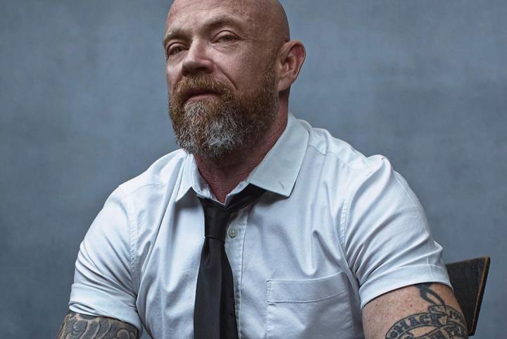 "May 2: Buck Angel ""The Body You Have"""