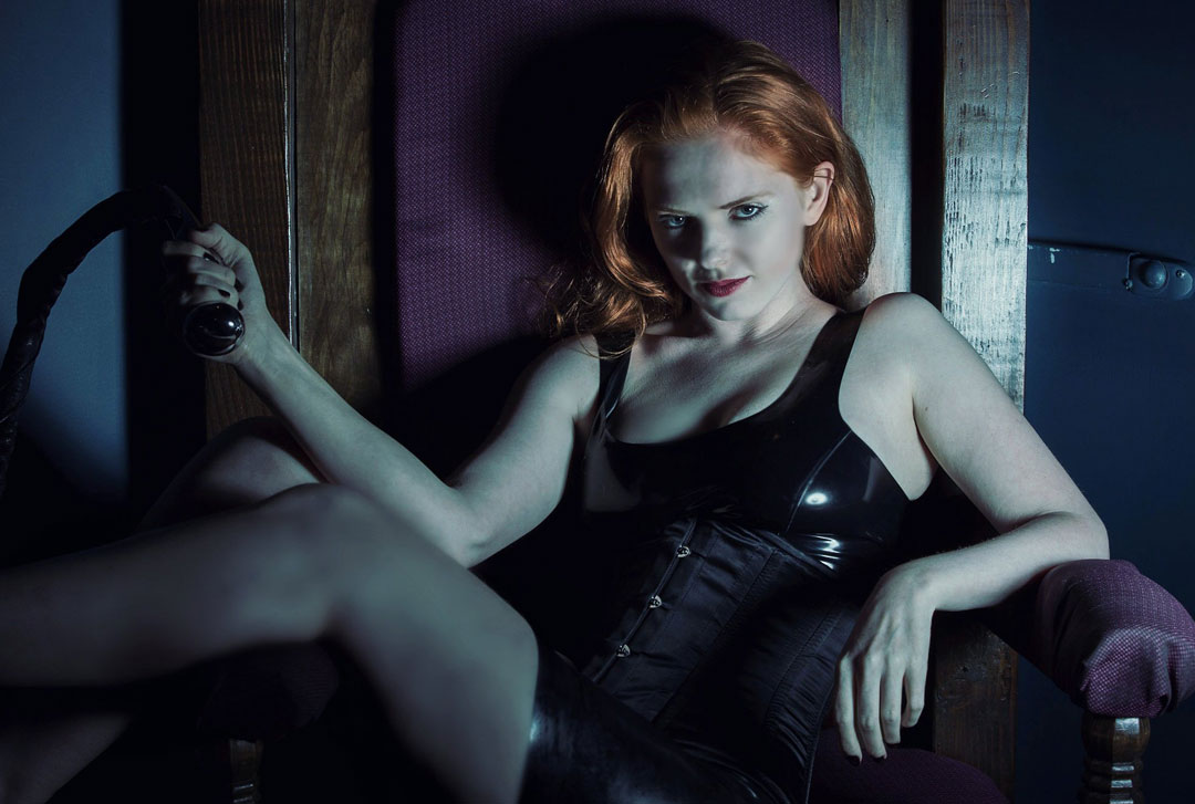 Interview with a Dominatrix