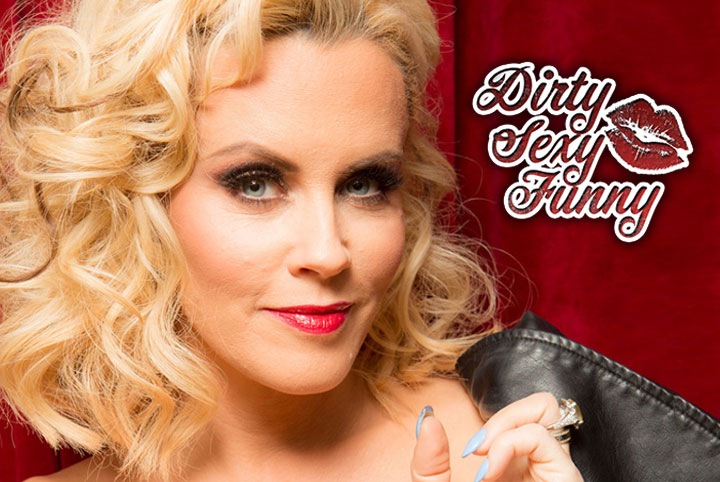 """Jenny McCarthy & Her """"Dirty Sexy Funny"""" Posse Unbox Our Zoro® Strap-On"""