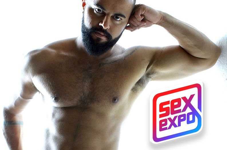 This Man Will Give You 20% OFF at Sex Expo NYC Sep 22-23