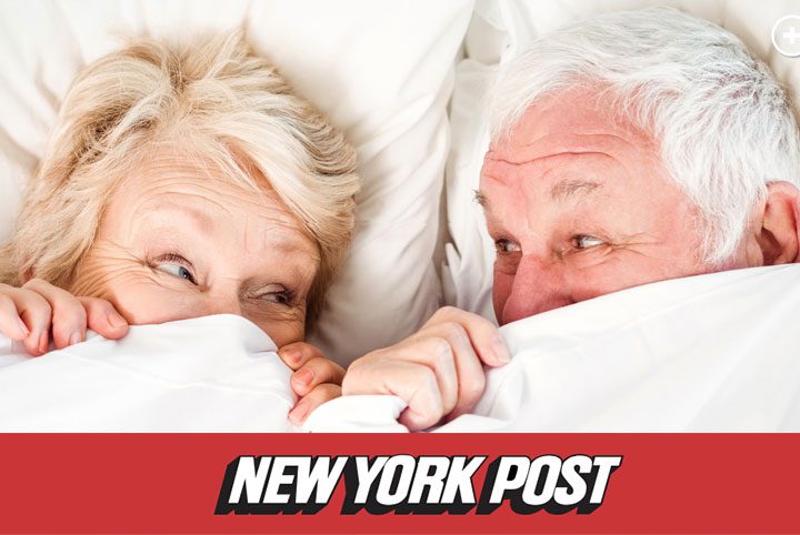 Senior Citizens Are Having the Best Sex of Their Lives