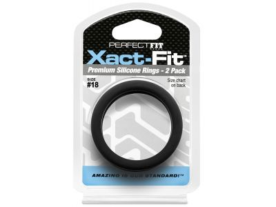 Xact-Fit™ Ring 2-Pack #18