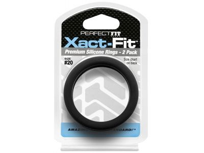 Xact-Fit™ Ring 2-Pack #20