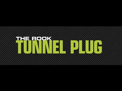 TUNNEL PLUG, DOUBLE TUNNEL PLUG AND THE ROOK, by Perfect Fit