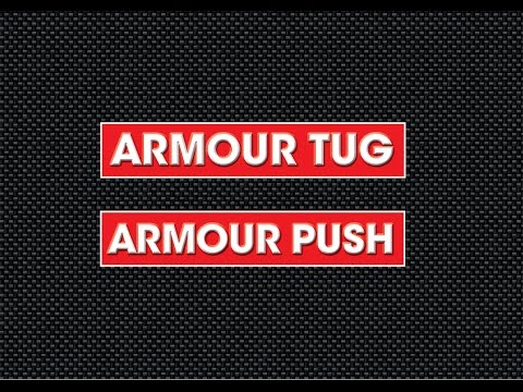 ARMOUR TUG and PUSH  by Perfect Fit