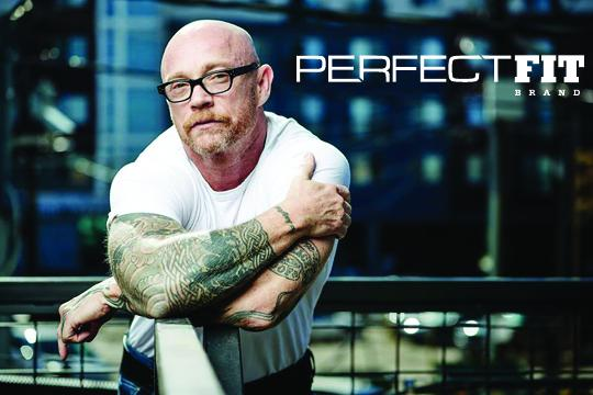 PERFECT FIT BRAND ENTERS COLLABORATIVE AGREEMENT WITH BUCK ANGEL