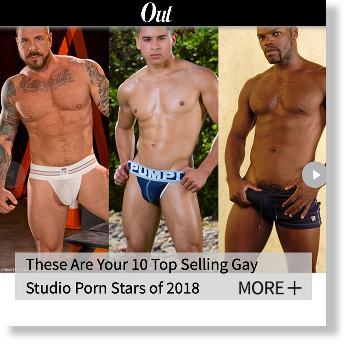 Rocco Steele on Out.com