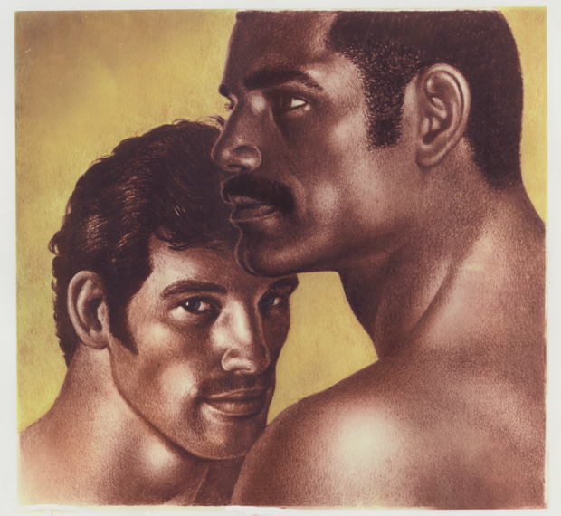 Art by Touko Laaksonen (TOM OF FINLAND)
