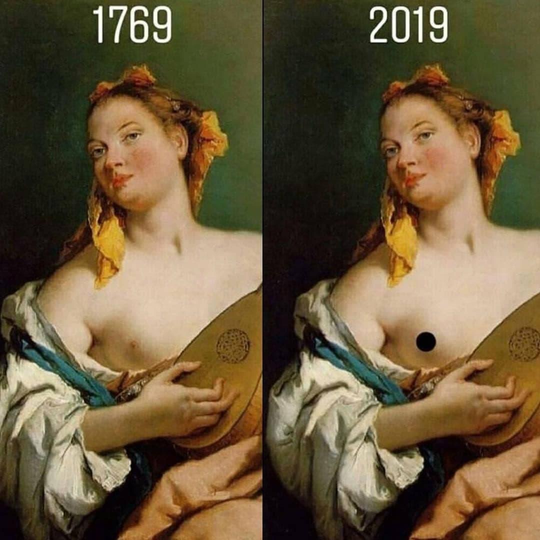 Censored Renaissance
