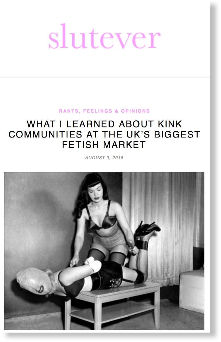 Slutever blog by Karley Sciortino