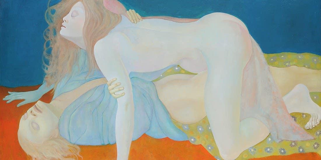 Leonor Fini  Les Aveugles, 1968