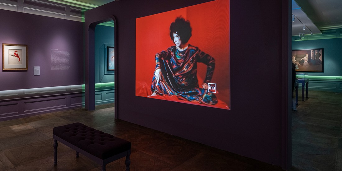 Leonor Fini - Museum of Sex exhibition
