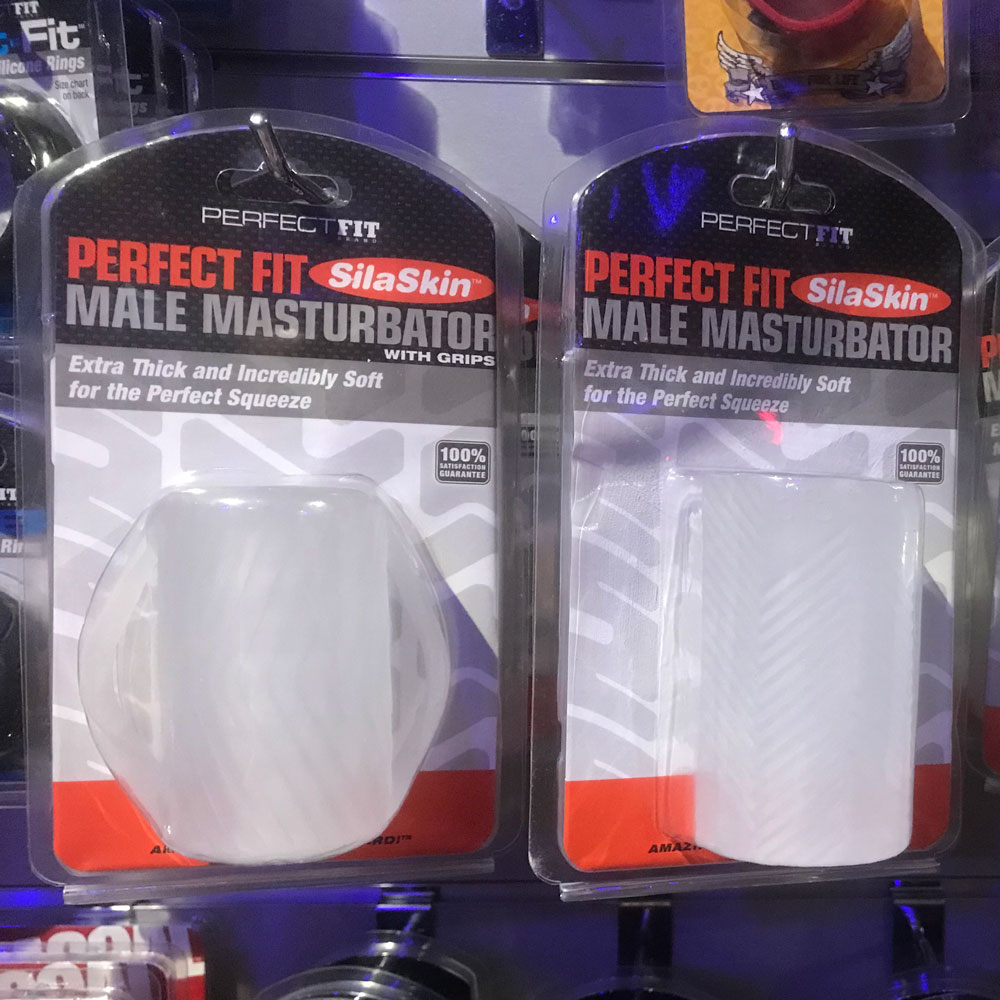 The Perfect Fit Male Masturbator