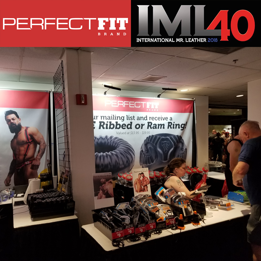 Perfect Fit Brand at IML May 2018