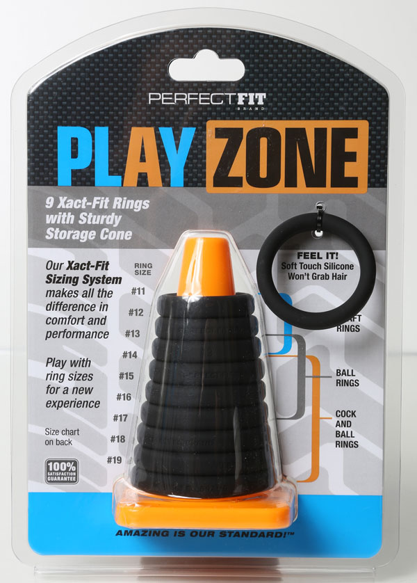 The Play Zone kit by Perfect Fit Brand