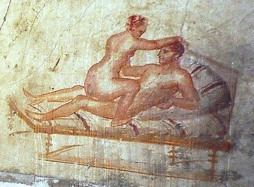 Suburban Baths Pompeii