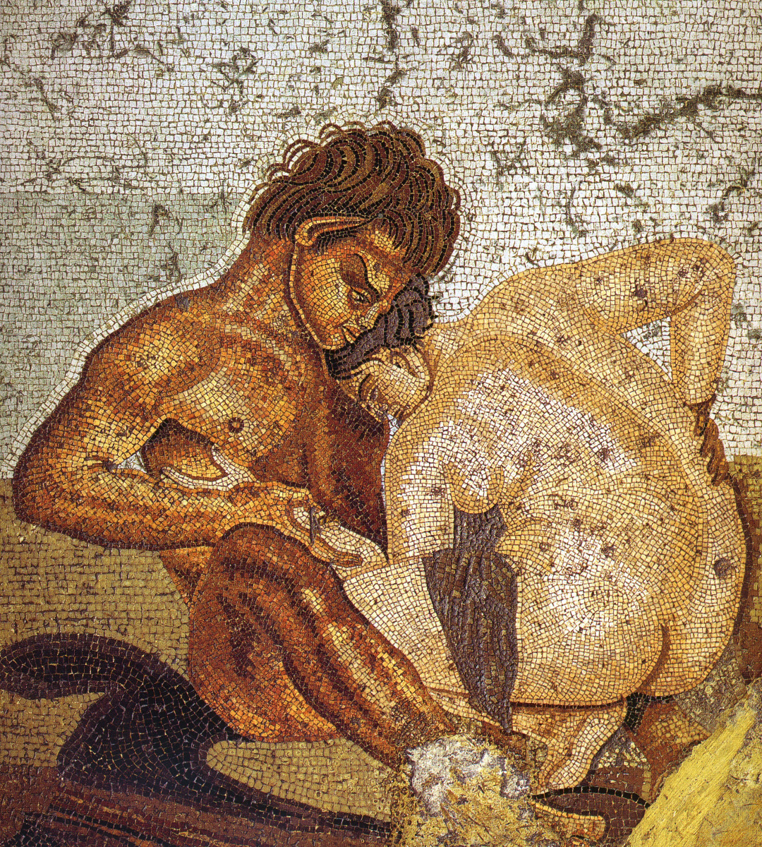 The House of the Faun in Pompeii