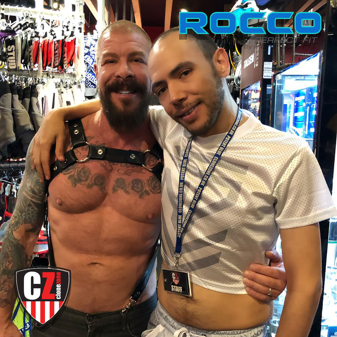 ROCCO by Perfect Fit Clonezone Soho launch