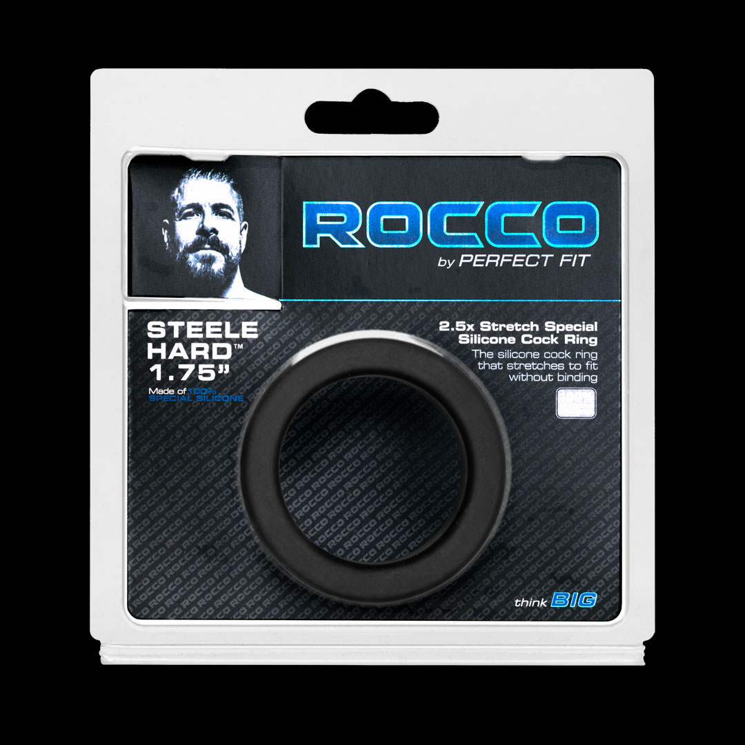 ROCCO™ by Perfect Fit Brand Steele Hard