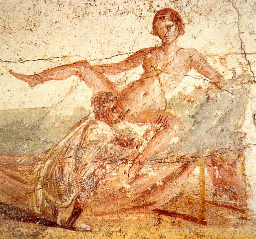 Suburban Baths, Pompeii