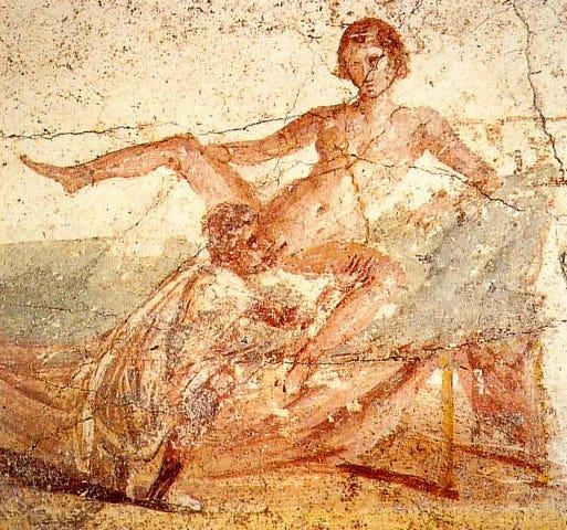 Suburban Baths, Pompeii