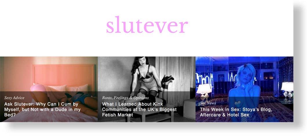 Slutever blog posts