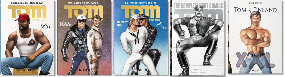 Tom of Finland Books