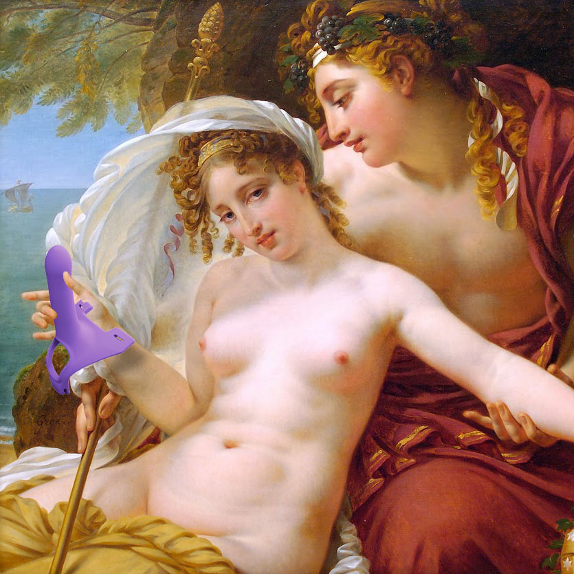Bacchus and Ariadne, Antoine-Jean Gros, and the Zoro